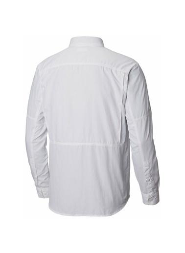 Columbia Columbia AO0651 Silver Ridge 2.0 Long Sleeve Shirt Gömlek Gri